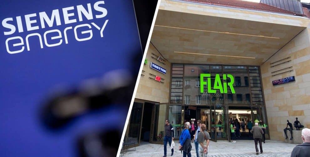 Flair Fürth und Siemens Energy