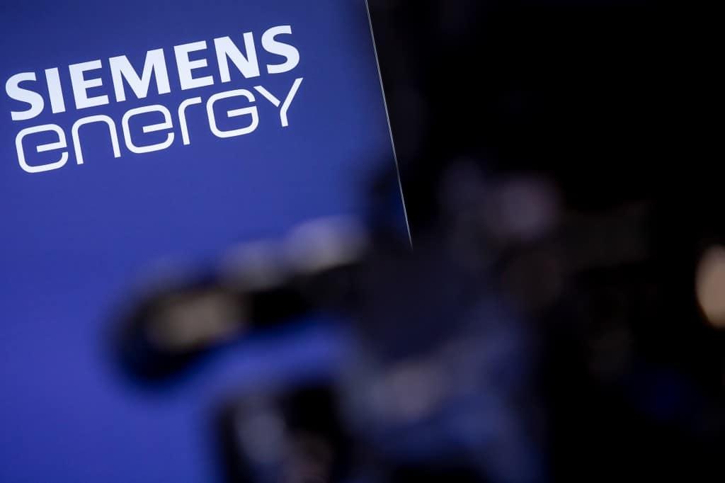Siemens Energy Pressekonferenz